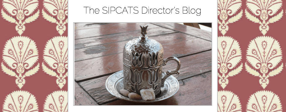 Follow the SIPCATS Director's Blog!