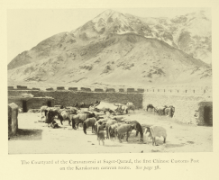 Hazards of Asia's Highlands and Deserts by Walter Bosshard